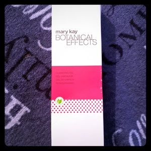 Mary Kay botanical cleanser gel
